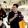 St. Charles East senior Alex Garza bowls with his teammates Tuesday at Bowling Green Lanes in West Chicago. Garza will be competing in this weekend's IHSA State Tournament.