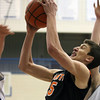 Jeff Krage — For the Kane County Chronicle<br /> St. Charles East's Dan Wilkerson takes a shot during Friday's game at Geneva.<br /> Geneva 1/25/13