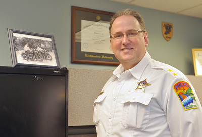 Bill Legg has been named deputy chief of the Riverside Police Department. Legg has 30 years of service with the department. Bill Ackerman — backerman@shawmedia.com