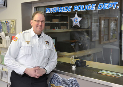 Bill Legg named new Riverside police deputy chief