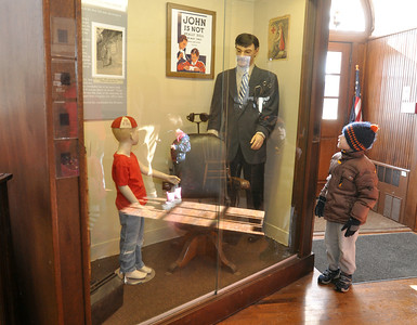 Western Springs Tower Museum re-opens with Dr. Hospers exhibit