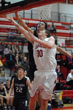 Hinsdale Central vs. DGN boys basketball