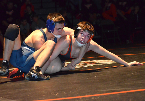 McHenry East Wins Dual Over Trojans
