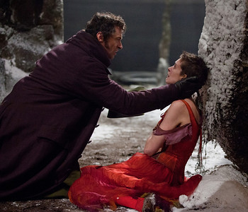 "This film image released by Universal Pictures shows Hugh Jackman as Jean Valjean, left, and Anne Hathaway as Fantine in a scene from ""Les Miserables.""  The film was nominated for an Academy Award for best picture on Thursday, Jan. 10, 2013.  The 85th Academy Awards will air live on Sunday, Feb. 24, 2013 on ABC.  (AP Photo/Universal Pictures)"