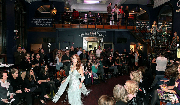 The 1st annual Jane Pabon Fashion Show to benefit CASA was held Thursday evening at EvenFlow Music in Geneva. (Jeff Krage photo for the Kane County Chronicle)