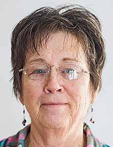 Kyle Grillot - kgrillot@shawmedia.com   Kathy Cregan of Marengo has devoted much of her time to volunteering and works with Visiting Angels in Crystal Lake as a caregiver for an elderly couple. She has also been active with the MORE  Food Pantry in Marengo for the least four years.