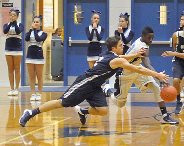 Addison Trail at Downers Grove South boys basketball