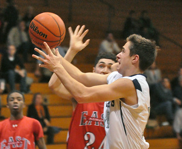 East Aurora at West Chicago boys basketball