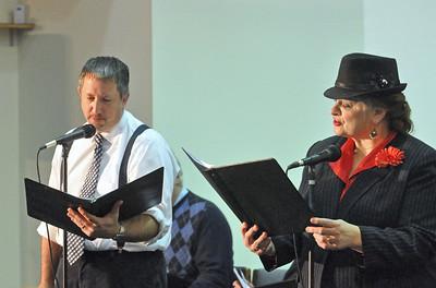 Sherlock Holmes radio dramas at Westmont Library