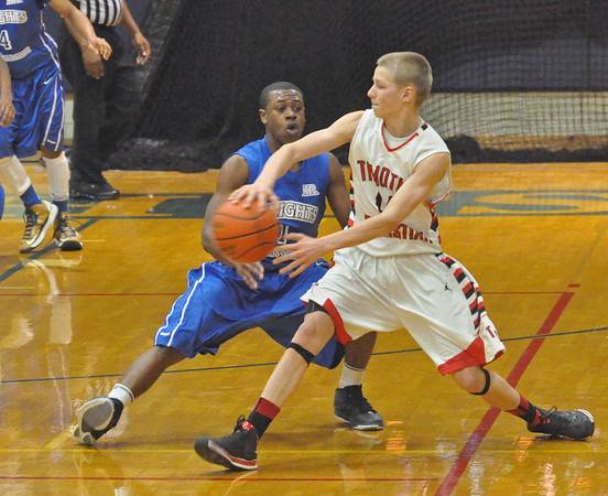 Timothy Christian at Immaculate Conception boys basketball