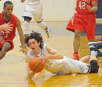 Eisenhower at Lemont boys basketball