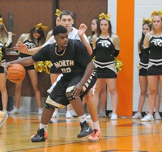 Glenbard North at Wheaton Warrenville South boys basketball