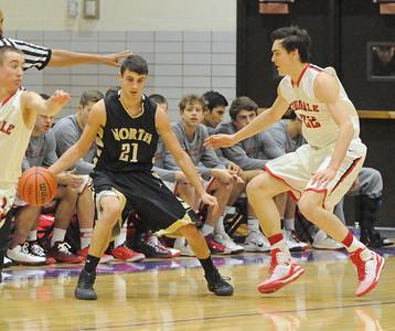 Hinsdale Central vs Glenbard North boys basketball