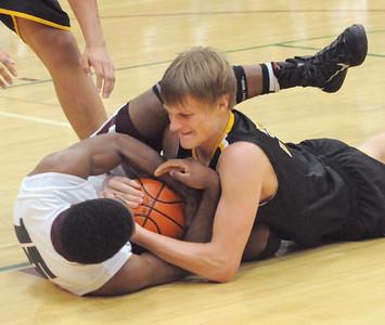 Hinsdale South at Morton boys basketball