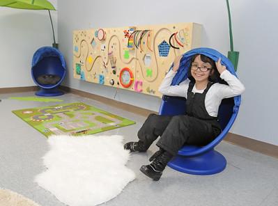 NEDSRA's new sensory room