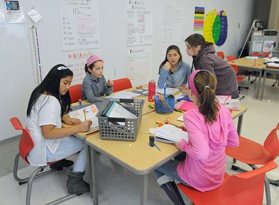 New Ben Franklin classrooms