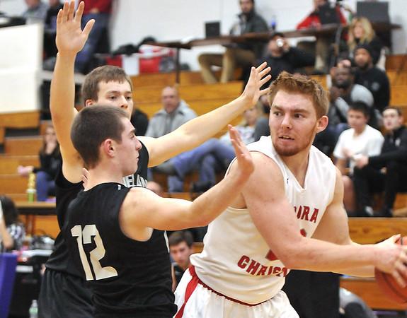 Kaneland boys basketball vs Aurora Christian 4