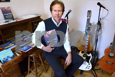 Dan Tomal of Wheaton writes songwriting book