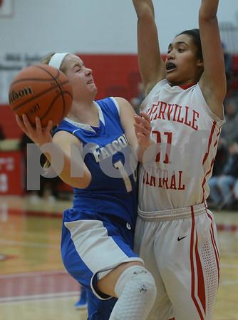 Wheaton North girls basketball vs Naperville Central