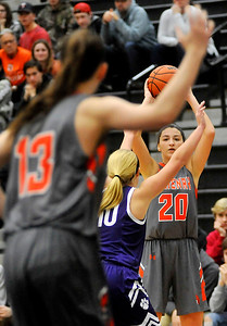 Hampshire  McHenry Girls Basketball