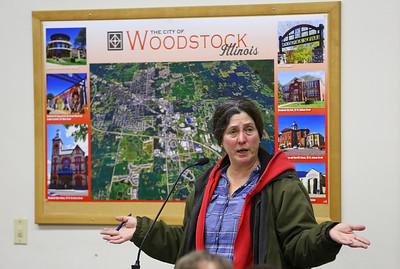 Woodstock City Council approves TIF 2