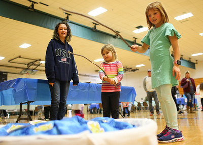 Huntley Park District Snowflake festival provides winter-themed fun