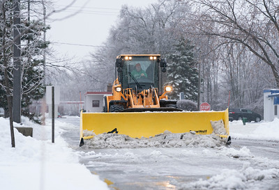 Winter weather across McHenry County
