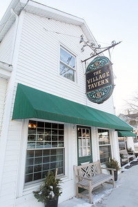 Candace H. Johnson-For Shaw Media The Village Tavern on Old McHenry Road in Long Grove. The Village Tavern, built in 1847, is the oldest restaurant in continuous operation in the state of Illinois. (1/20/20)