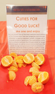 Candace H. Johnson-For Shaw Media Tangerines and oranges were presented to take and enjoy as a popular symbol of good luck during the Chinese New Year Celebration at the Busy Brains Children's Museum pop-up location at the Grayslake Heritage Center & Museum. The next special day, Ground Hog Day Celebration, will be on Sunday, February 2nd, from 9-2:00 pm. The Busy Brains Children's Museum pop-up location will be at the Grayslake Heritage Center & Museum until March 14th. The pop-up location is open every day from 9-2:00 pm. except for Tuesday, 9-8:00pm and Friday, they are closed. (1/25/20)