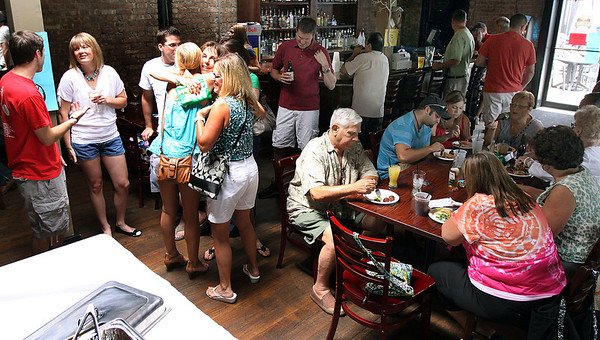 Jeff Krage – For the Kane County Chronicle<br /> A fundraiser was held Saturday for the Matt Kenney Memorial Scholarship at Old Towne Pub in Geneva.<br /> Geneva 7/21/12