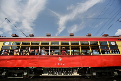 Trolley Parade