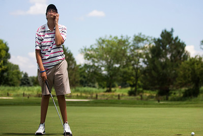 Billy Vahldieck McHenry County Junior Amateur