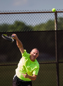 Annual (non-sanctioned) USTA tennis tournament in McHenry County