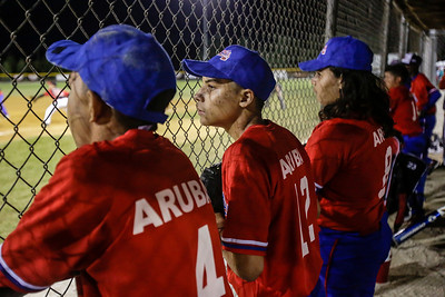 Aruba Braves versus Crystal Lake Cyclones
