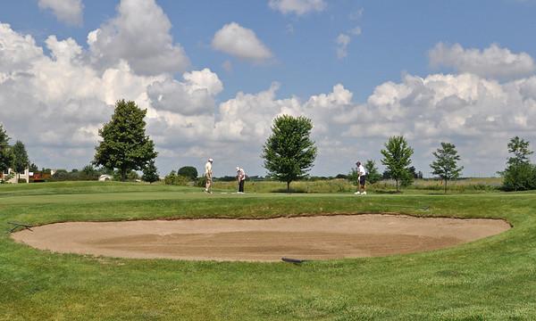Bolingbrook Golf Club's 5th hole