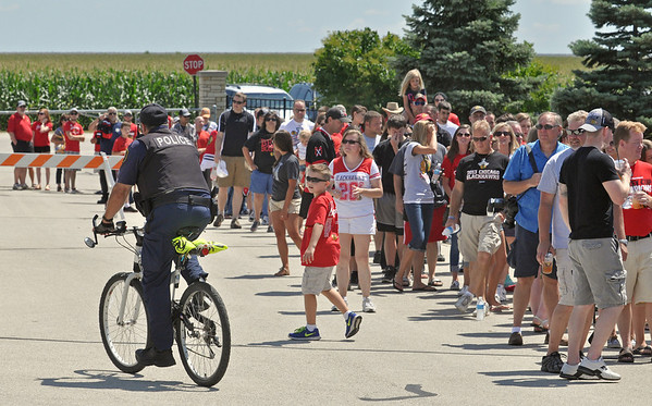 Stanley Cup comes to Bolingbrook