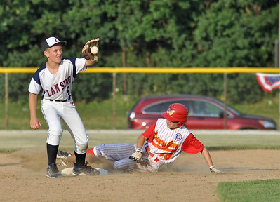 Downers Grove Babe Ruth All-Stars big win