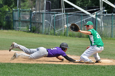 Downers Grove North-York baseball