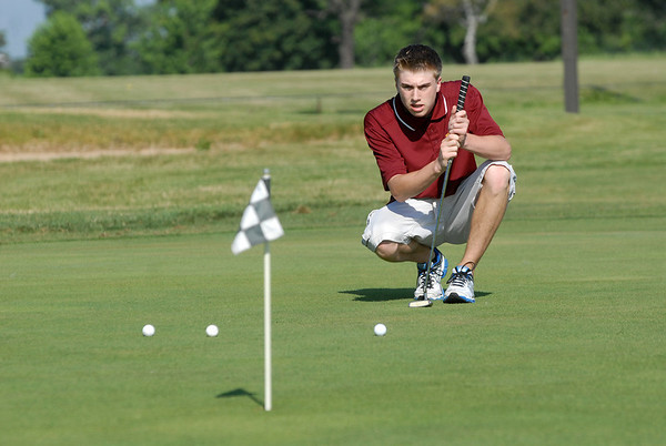 Golf Profile: Devin Alexander