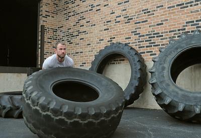 Joe Donar on Broken Skull Challenge