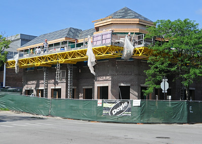 Garfield Crossing progress