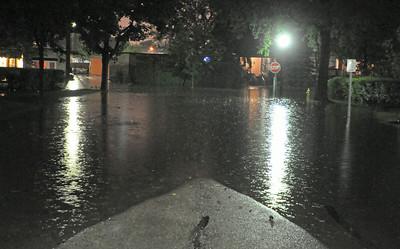 La Grange-Hinsdale storm