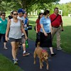 Participants at the Chris Walk Night Out Against Substance Abuse July 15 at Mount St. Mary Park in St. Charles. Vicki Foley, Chris Foley's mother, is an employee of the Kane County Chronicle.