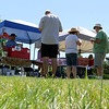 People take part in the 25th annual Illinois State Championship Chili Cook-Off hosted by the Batavia Park District and Batavia Chamber of Commerce at the Batavia Riverwalk July 29.