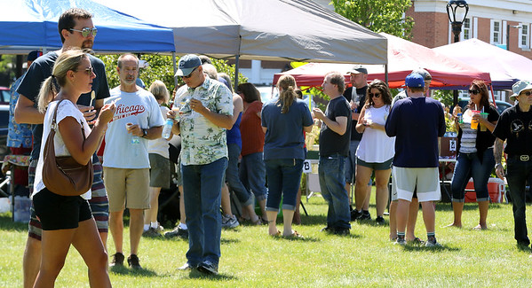 The 25th annual Illinois State Championship Chili Cook-Off hosted by the Batavia Park District and Batavia Chamber of Commerce at the Batavia Riverwalk July 29.