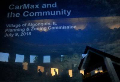 Village of Algonquin Planning and Zoning Commission CarMax