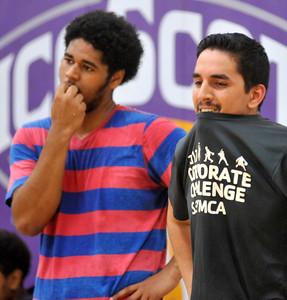 Corporate Challenge 3-on-3 Basketball