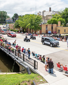 The 2019 Fiesta Days Parade makes its way down Green Street Sunday, July 21, 2019 in McHenry. KKoontz – For Shaw Media