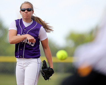 Mike Greene - mgreene@shawmedia.com Hononegah's Stevie Atterbury pitches during the Class 4A Cary-Grove Sectional semifinals against Jacobs Friday, June 1, 2012 in Cary. Jacobs won the game 3-0 to advance to the finals Saturday against Carmel.
