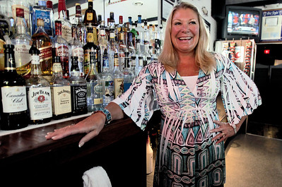 Sarah Nader - snader@shawmedia.com Valerie Hellyer, owner of Creekside Tap has recently signed up to have three video gaming (gambling) machines in her bar downtown Algonquin bar.
